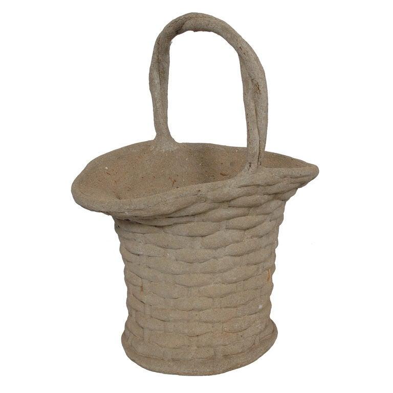 Vasquiez Basket For Sale At 1stdibs