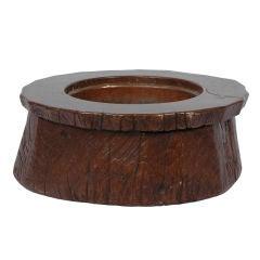 Rustic Wood Hibachi