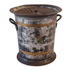 Tole Bucket