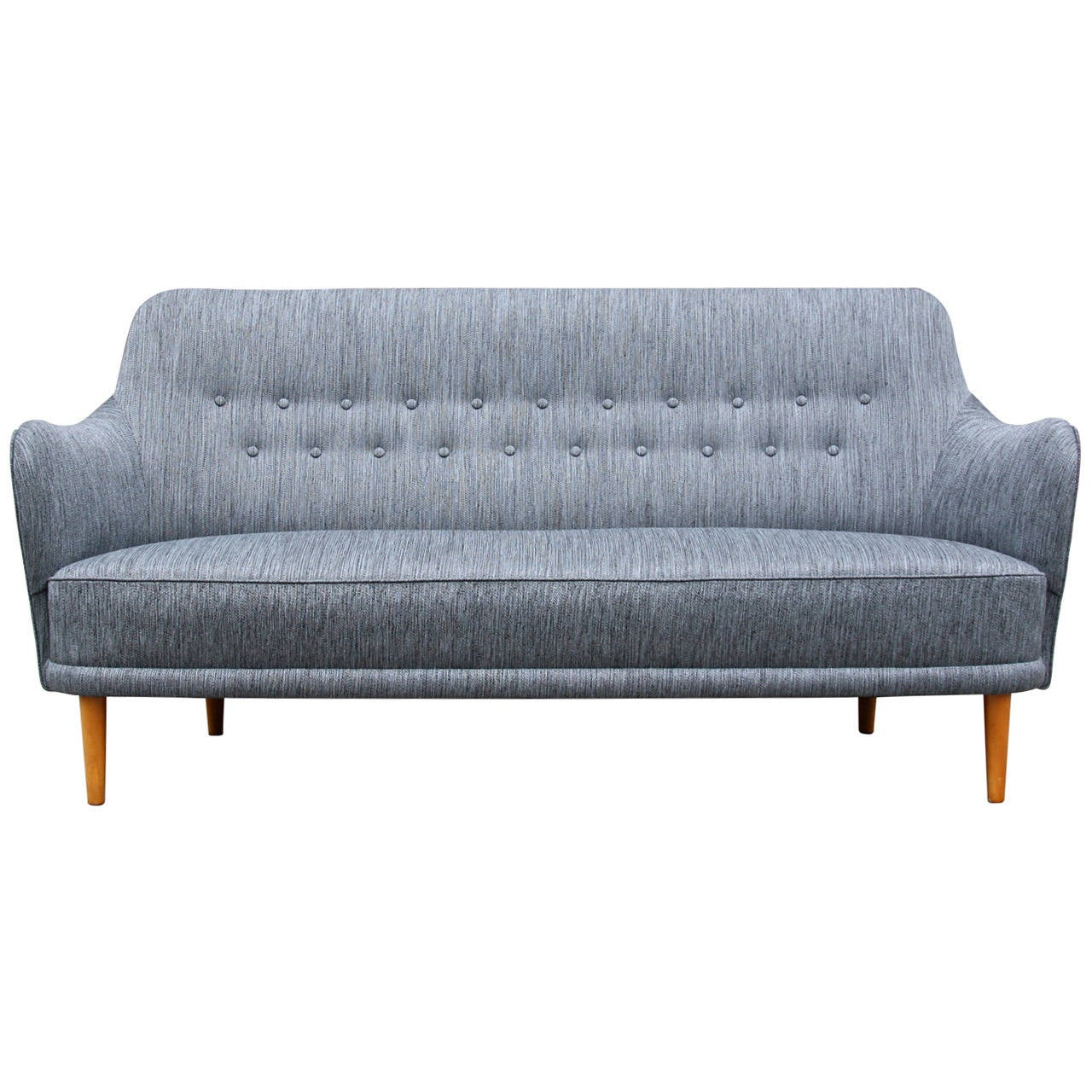 Carl malmsten two seat sofa at 1stdibs Carl malmsten sofa