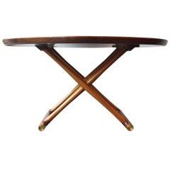 Mogens Lassen Rare Large Egyptian Table
