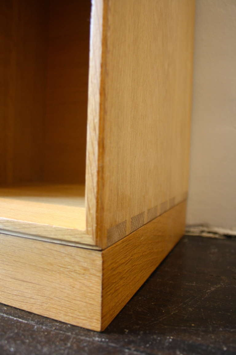Large Set of 6 Bookcases by Mogens Koch In Good Condition For Sale In London, GB