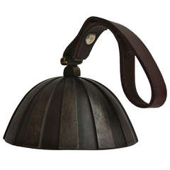 Patinated Bell by Carl Auböck