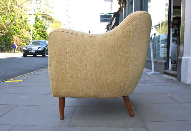 Finn Juhl Original Poet Sofa In Excellent Condition For Sale In London, GB