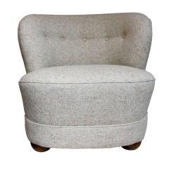 1940s Small Armchair