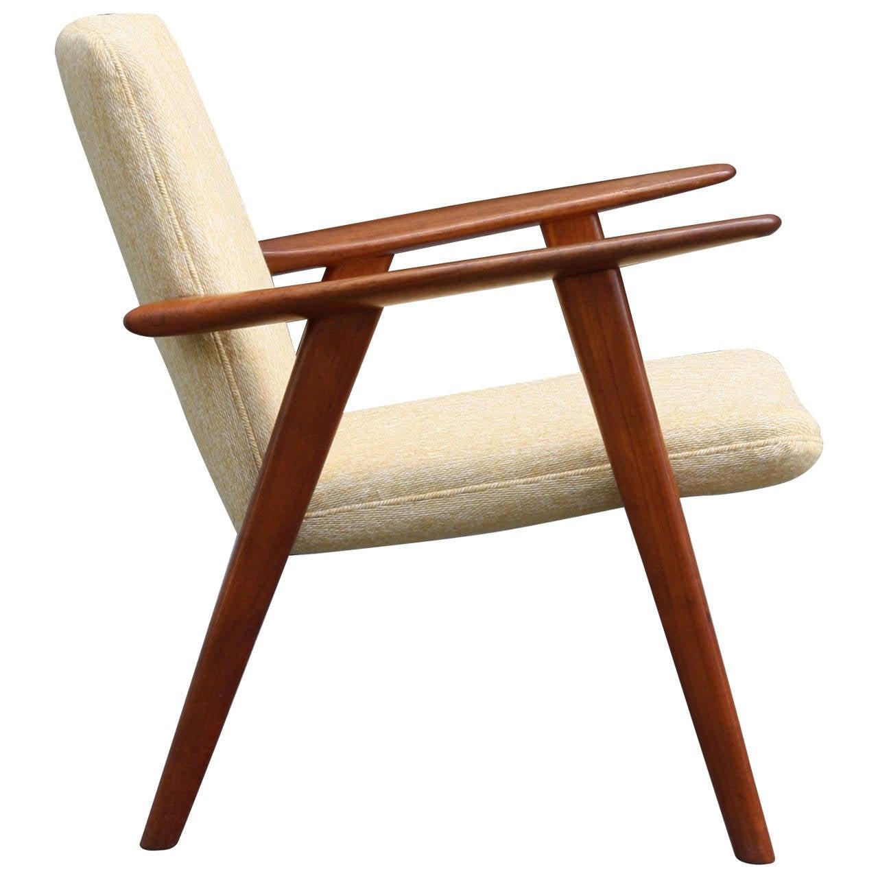 Hans Wegner Rare Early Armchair
