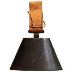 Carl Auböck Very Early Rare Completely Original Bell
