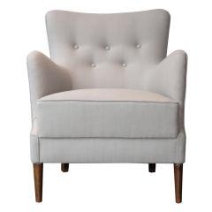 Small 1940s Armchair