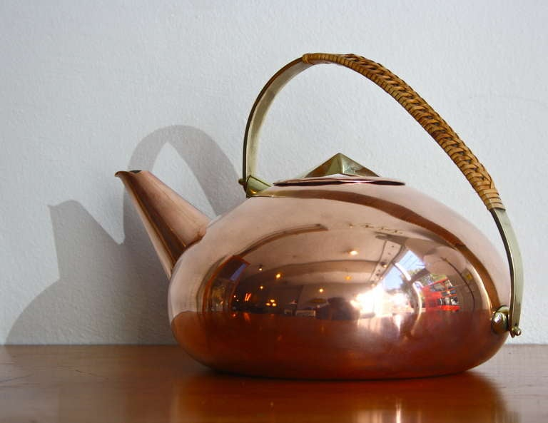 The Copper Kettle by Carl Aubock 5