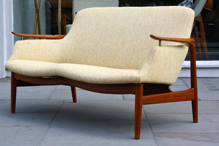 Finn Juhl Two Seat Sofa NV53 3