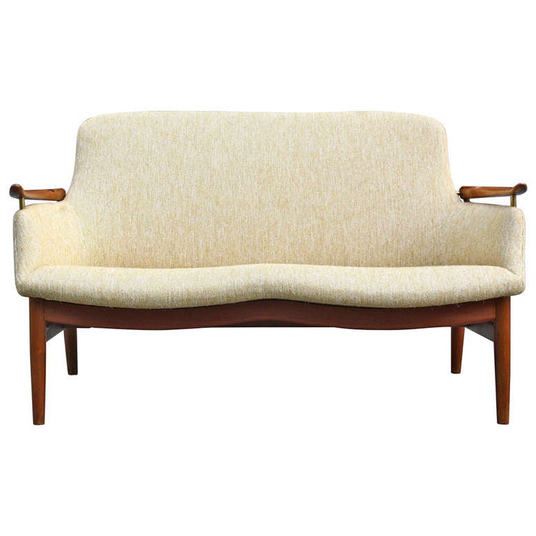 Finn Juhl Drawings Finn Juhl Two-seat Sofa Nv53