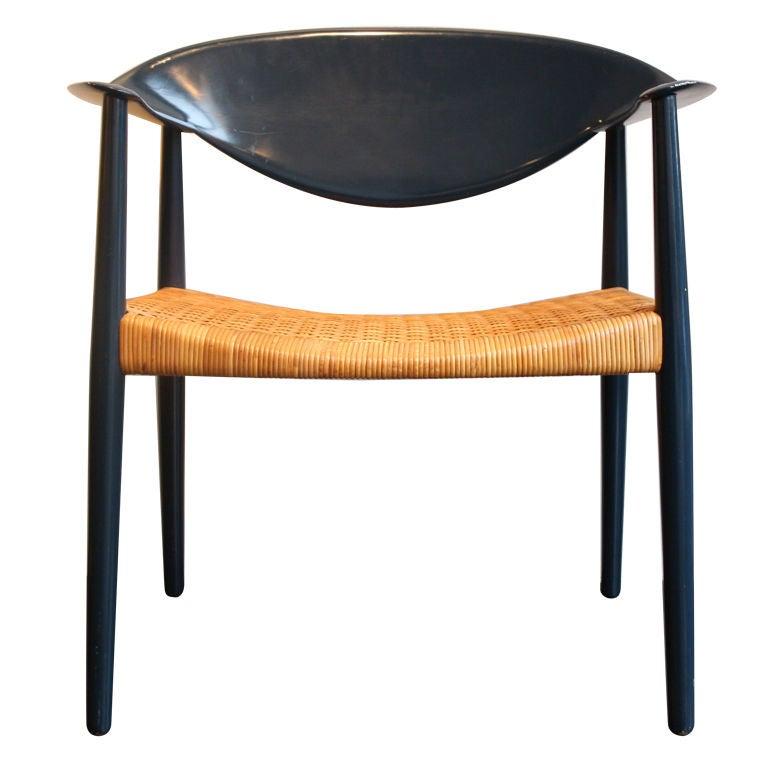 Metropolitan Chair by Einar Larsen and Bender Madsen at