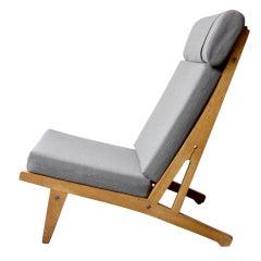 Single Chair by Hans Wegner