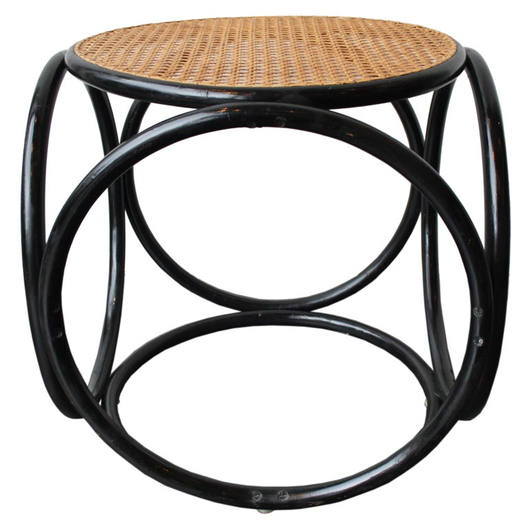 Early Stool By Michael Thonet For Thonet At 1stdibs