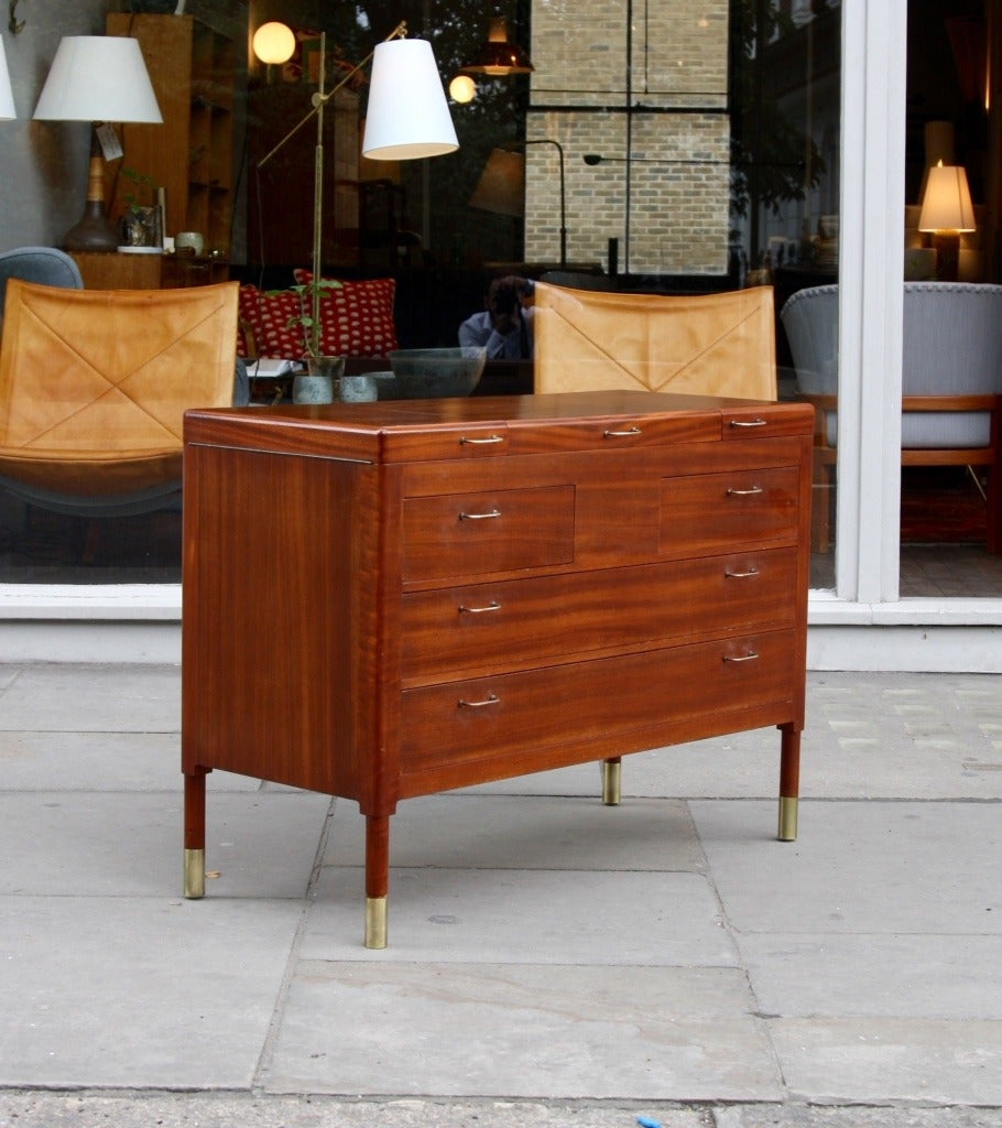 1940s Swedish Dressing Table At 1stdibs