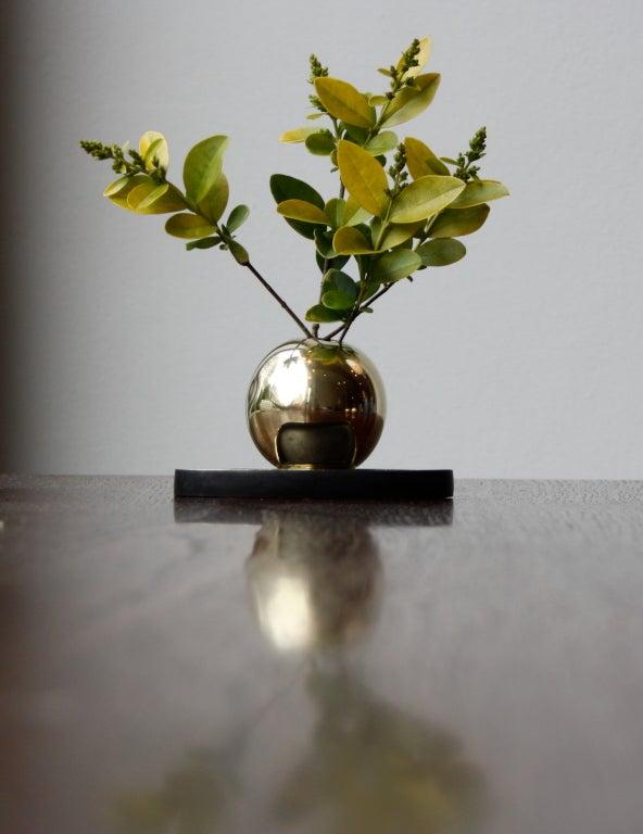 Sculptural Vase & Penholder by Carl Aubock image 2