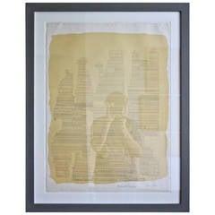 Large Print by Eduardo Paolozzi