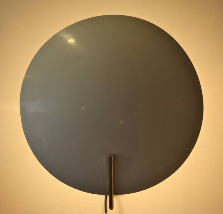 Very Large Stilnovo Wall Light at 1stdibs