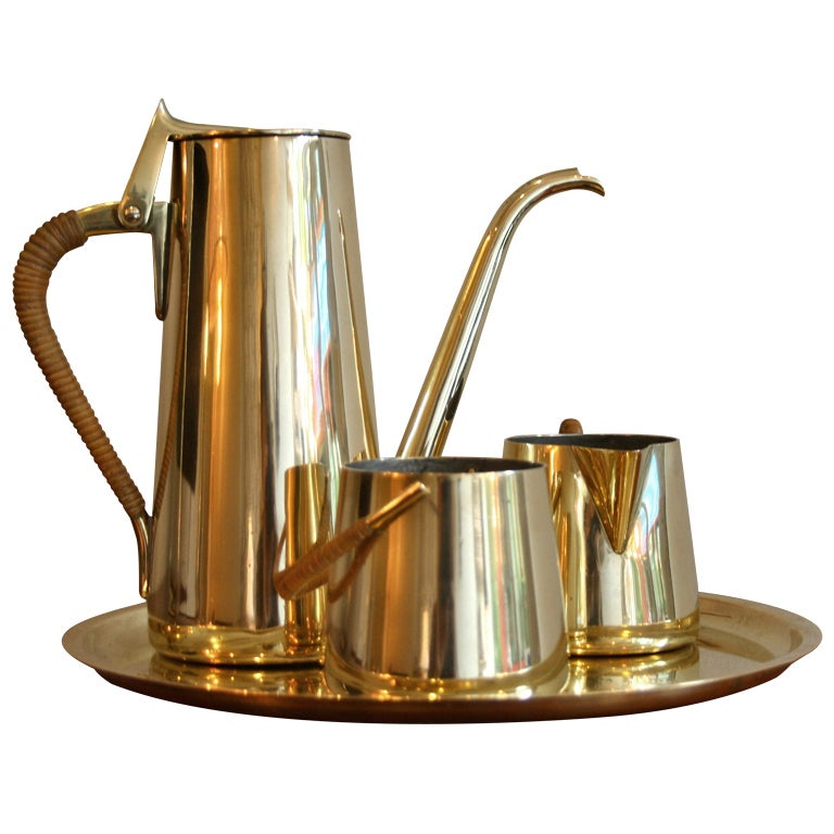 Coffee Service by Carl Aubock