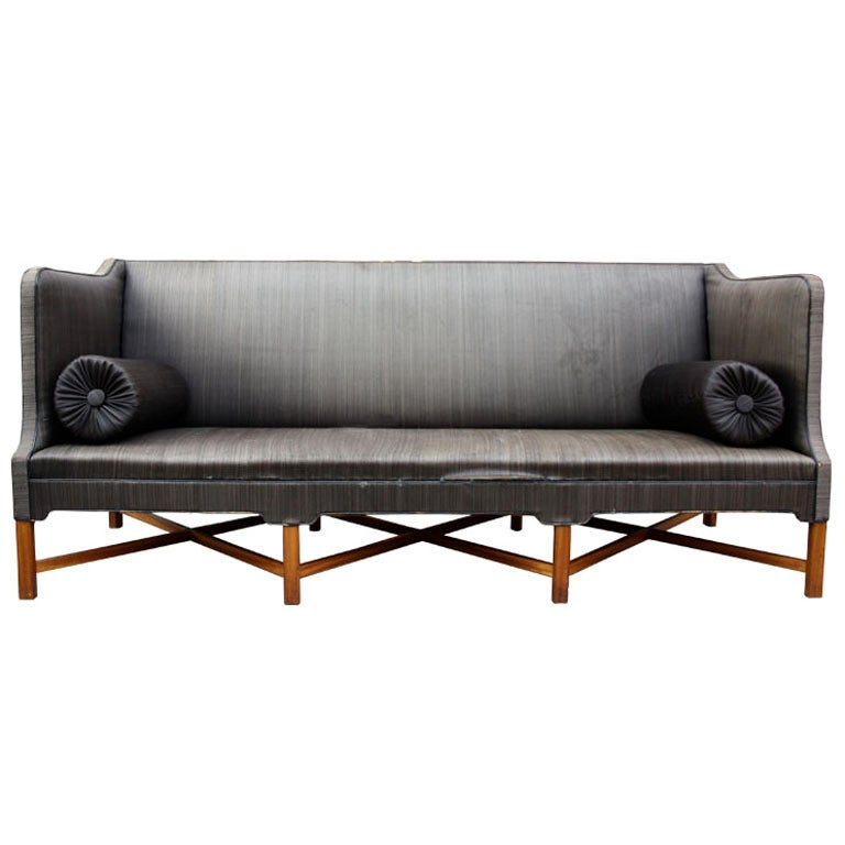 The most beautiful derelict sofa by kaare klint at 1stdibs for Urban sofa deutschland