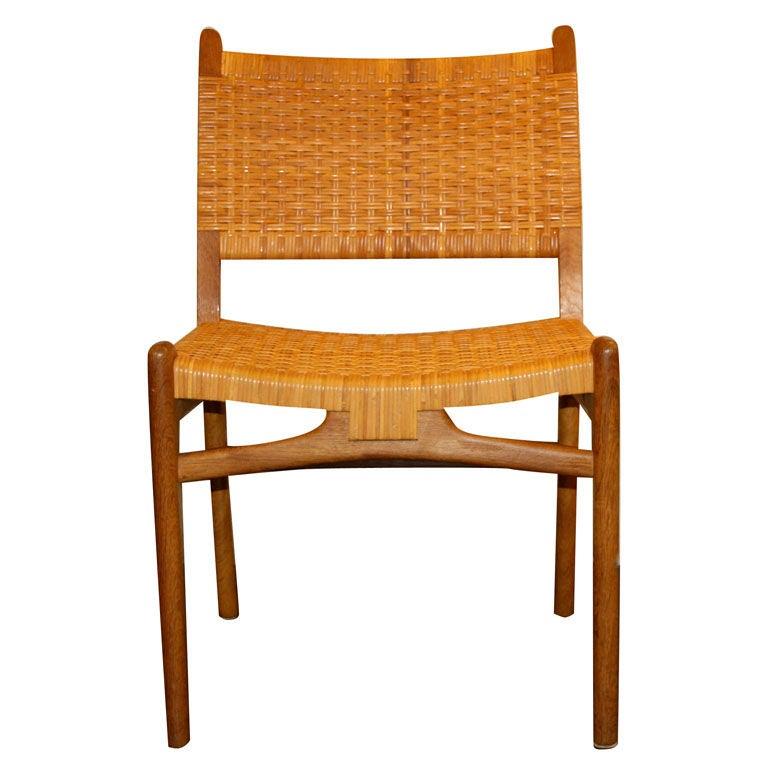 Hans wegner dining chair at 1stdibs for Wegner dining chair