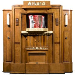 Arburo Orchestrion Organ by Bursens and Roels