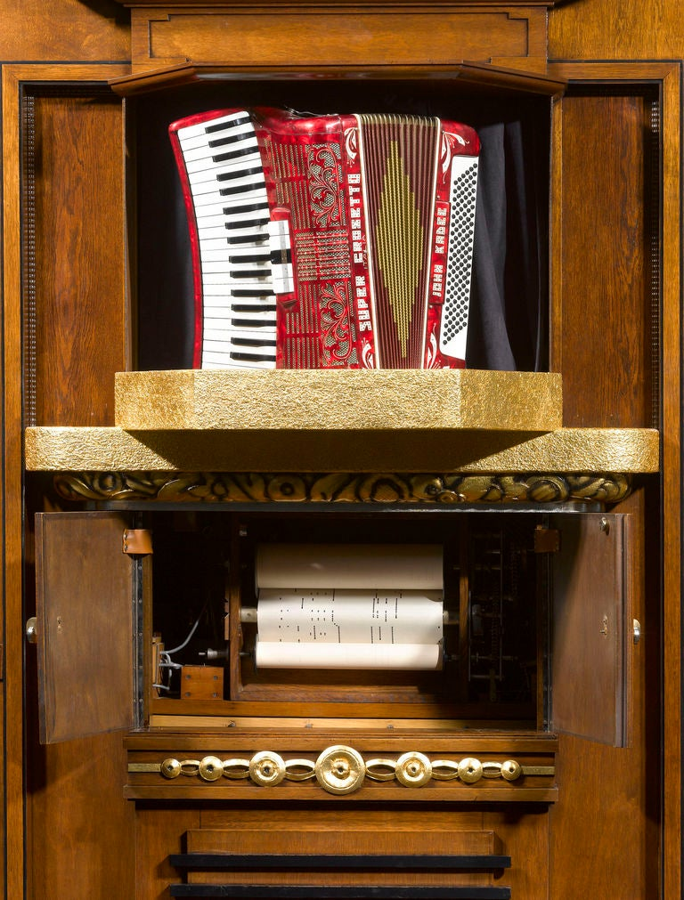 Art Deco Arburo Orchestrion Organ by Bursens and Roels For Sale