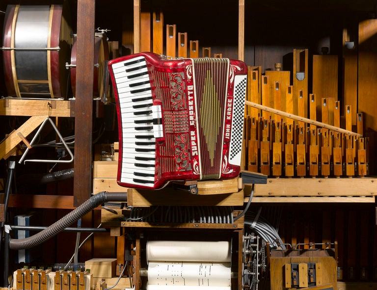 20th Century Arburo Orchestrion Organ by Bursens and Roels For Sale