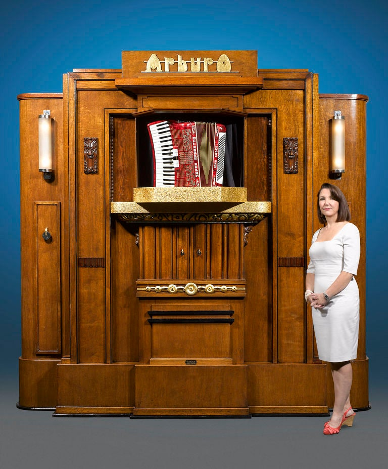 Arburo Orchestrion Organ by Bursens and Roels For Sale 2