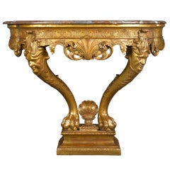 George I Console Table