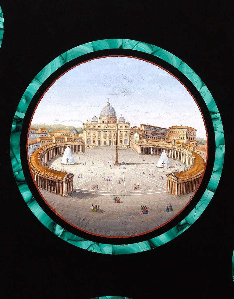 Italian Micromosaic Table For Sale at 1stdibs : 2990573l from www.1stdibs.com size 768 x 981 jpeg 111kB