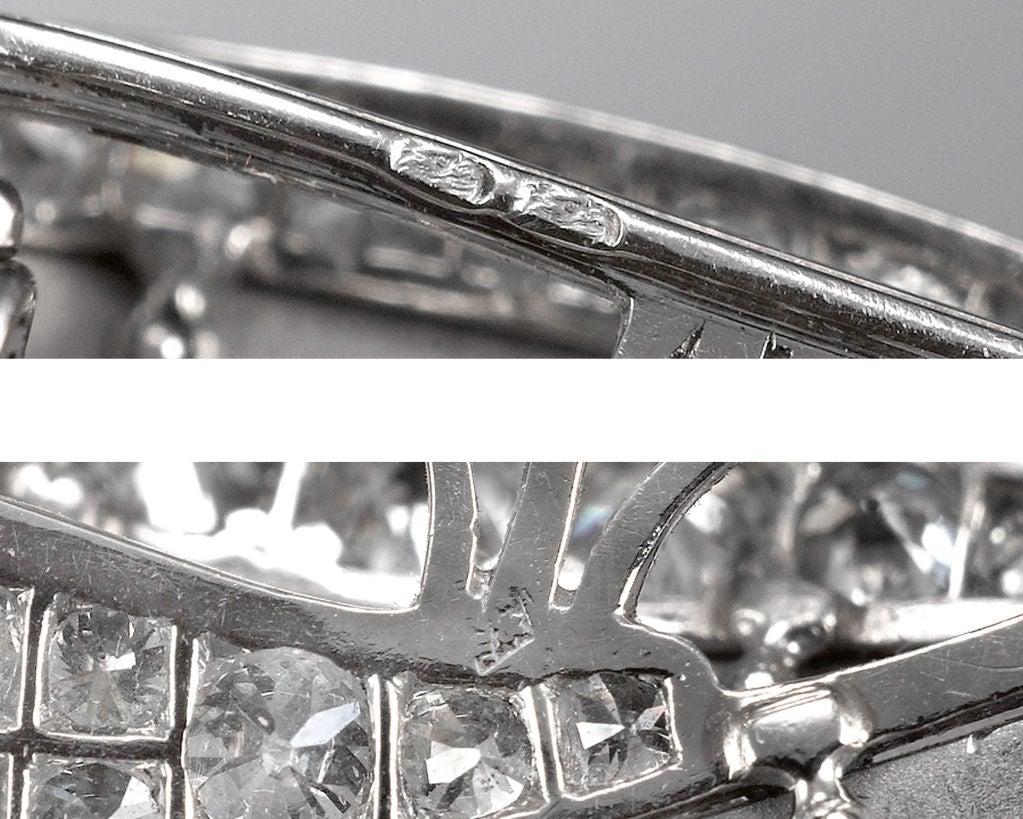 Channel-set diamonds transform this magnificent