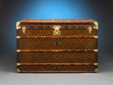 Louis Vuitton Steamer Trunk image 2