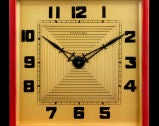 Art Deco Cartier Clock thumbnail 4