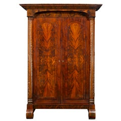 American Empire Armoire