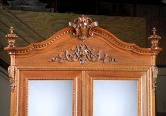 American Rosewood Armoire, Double Door