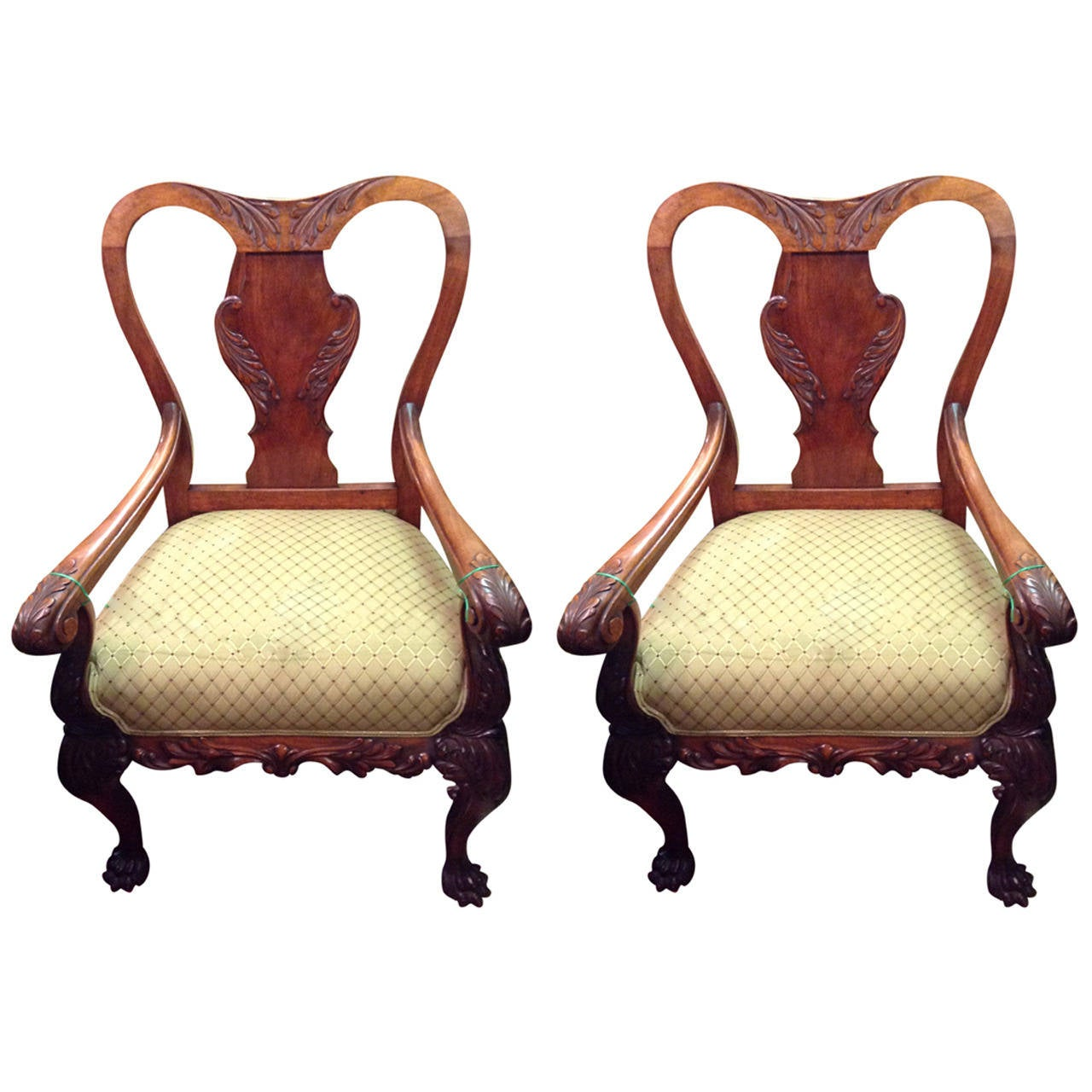 Chippendale Dining Room Chairs: 1724882_l.jpeg