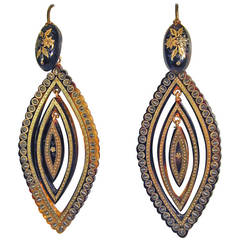 Antique Pique Earrings