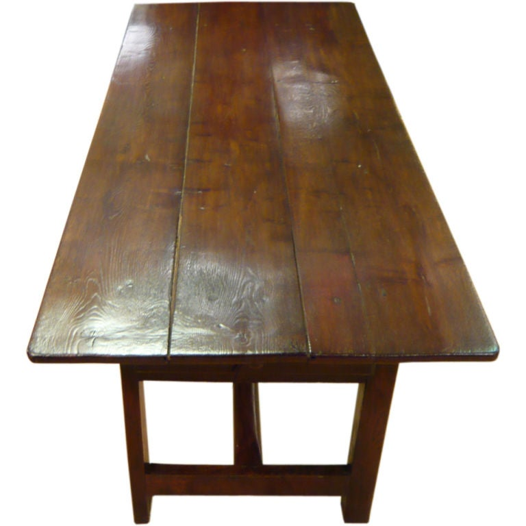 French farmhouse dining table at 1stdibs for Dining room tables very