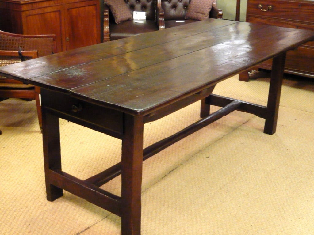 French Farmhouse Dining Table At 1stdibs