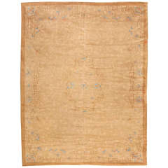 Antique Chinese Carpet