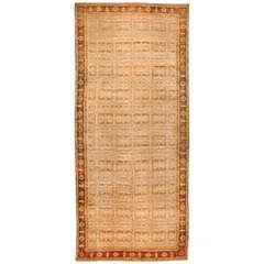 Exceptional Antique Agra Carpet