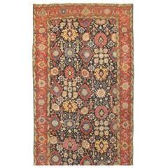 Antique 19th Century Caucasian Karabagh Carpet