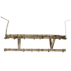 1900s Meat Rack from Smith and Yendell