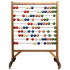 Early 20th Century Danish School Abacus
