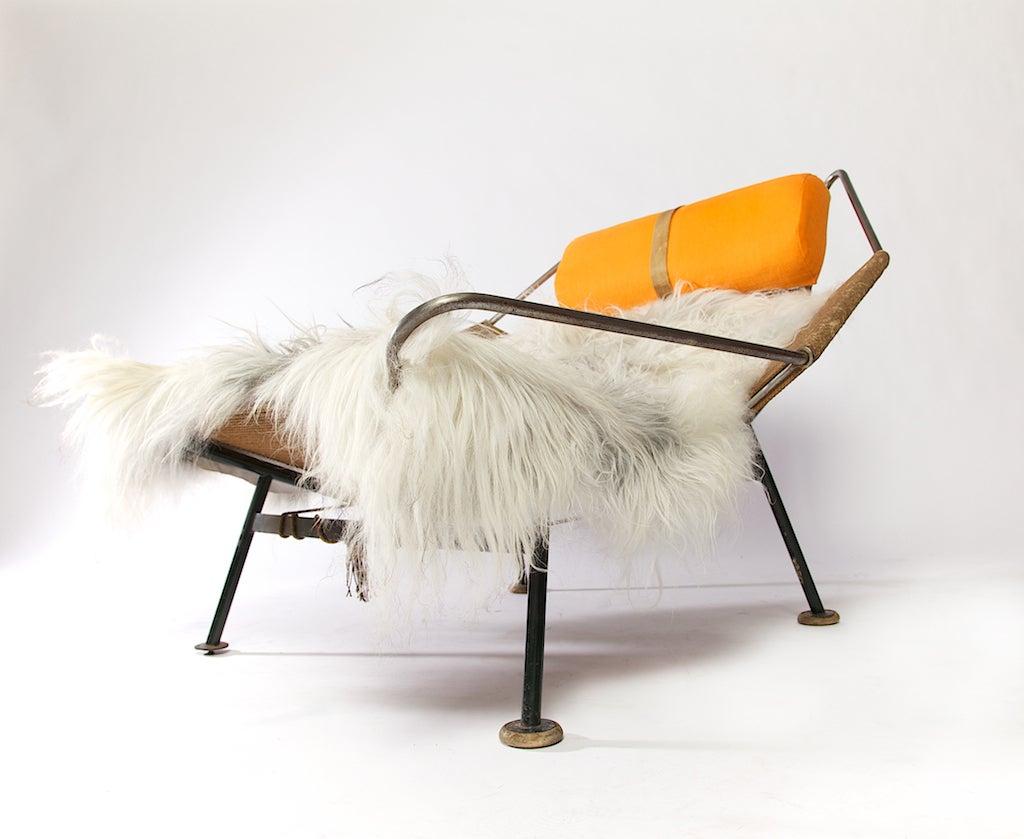 Flag Halyard Chair By Hans Wegner Circa 1952 At 1stdibs