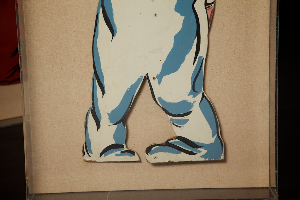 Pop Art Toddlers from 1970s For Sale 1