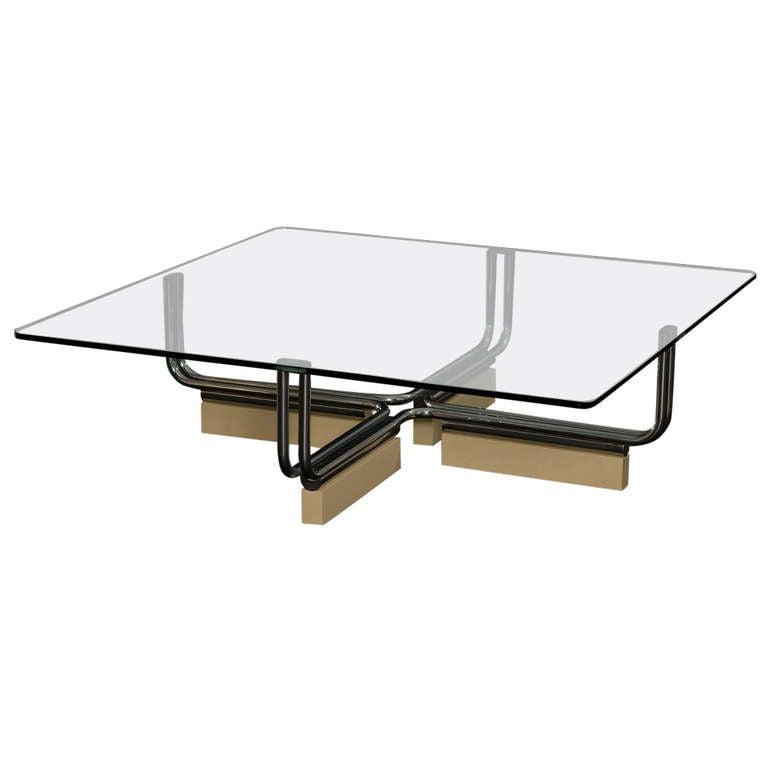 Tavolino Coffee Table by Gianfranco Frattini