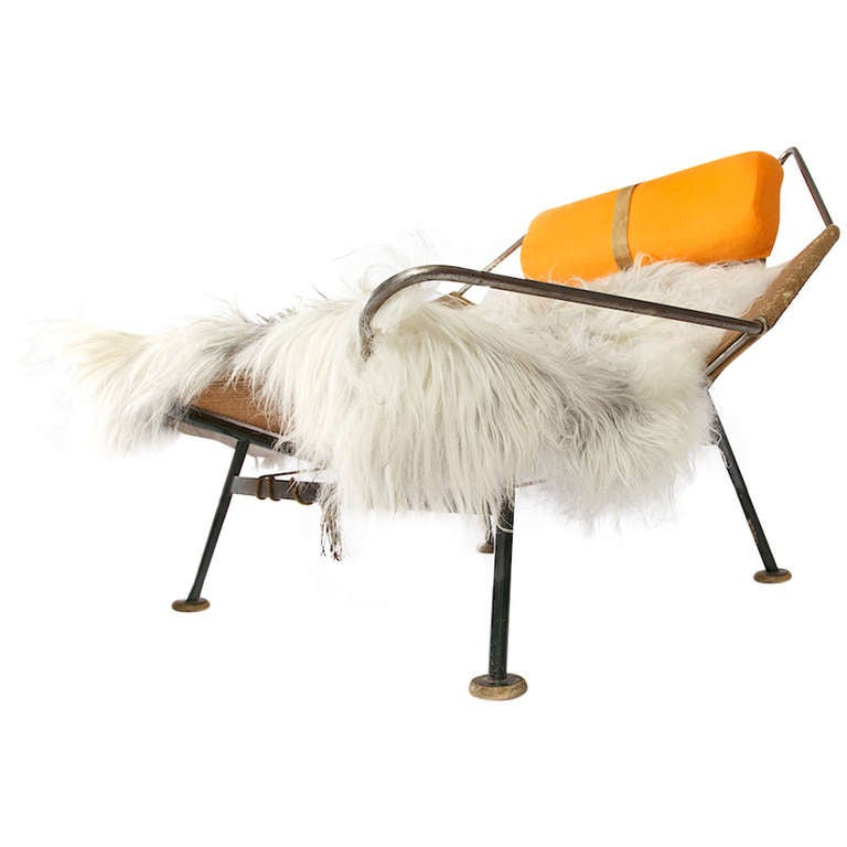Flag Halyard Chair by Hans Wegner, circa 1952 at 1stdibs