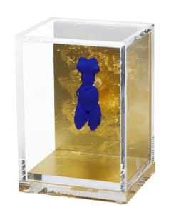Petite Vénus Bleue by Yves Klein